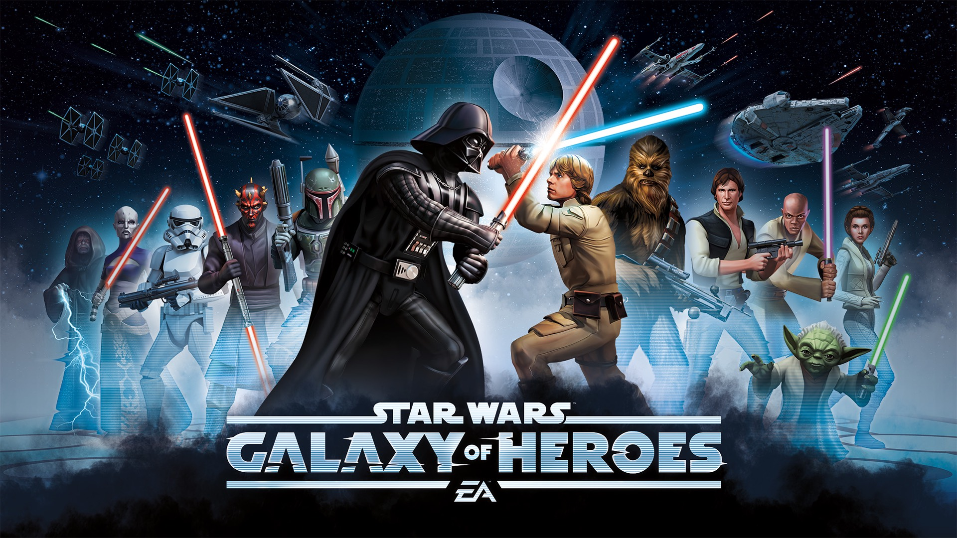 Star Wars Galaxy Of Heroes Guide How To Farm Characters Level Up Fast Get The Best Teams Player One
