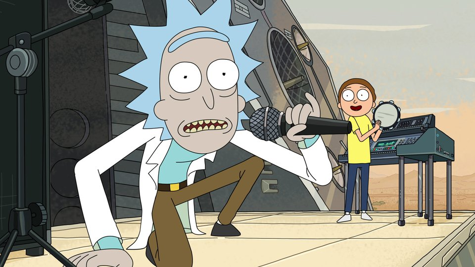 Two 'Rick And Morty' Board Games Announced At NY Toy Fair