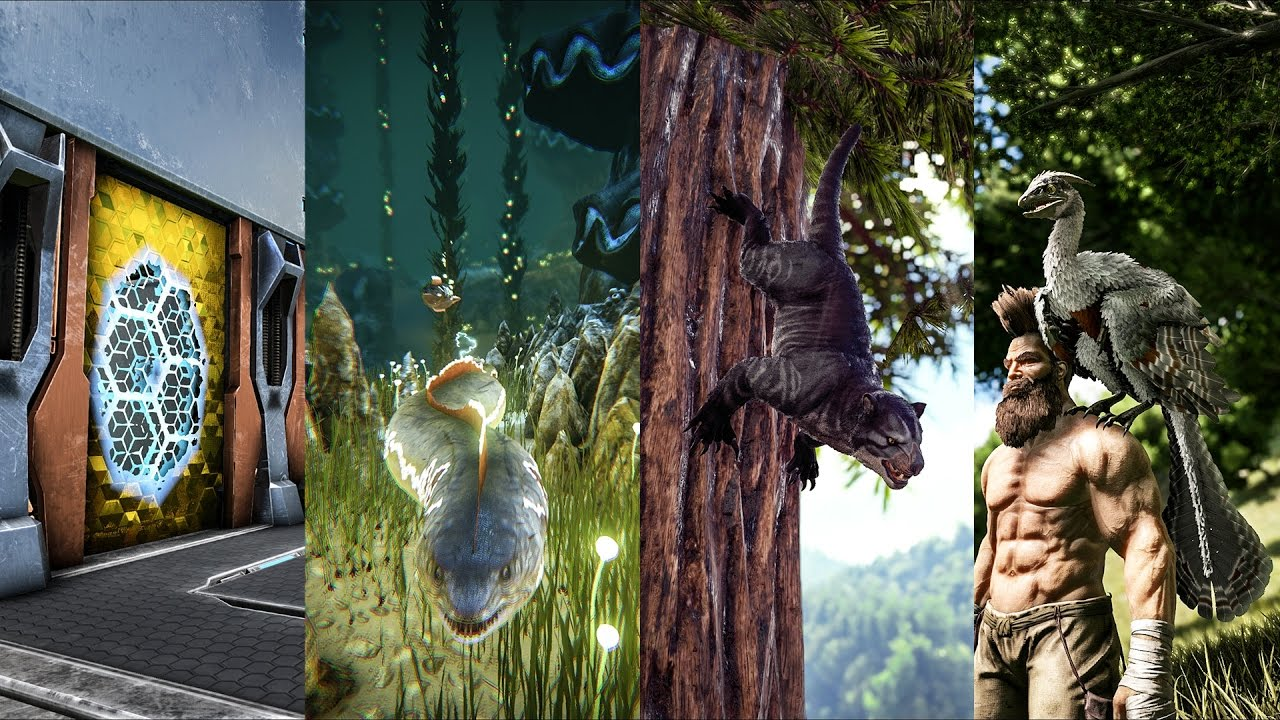 Ark Survival Evolved V255 Guide How To Get Use The Tek Tileset With Without Cheats Player One