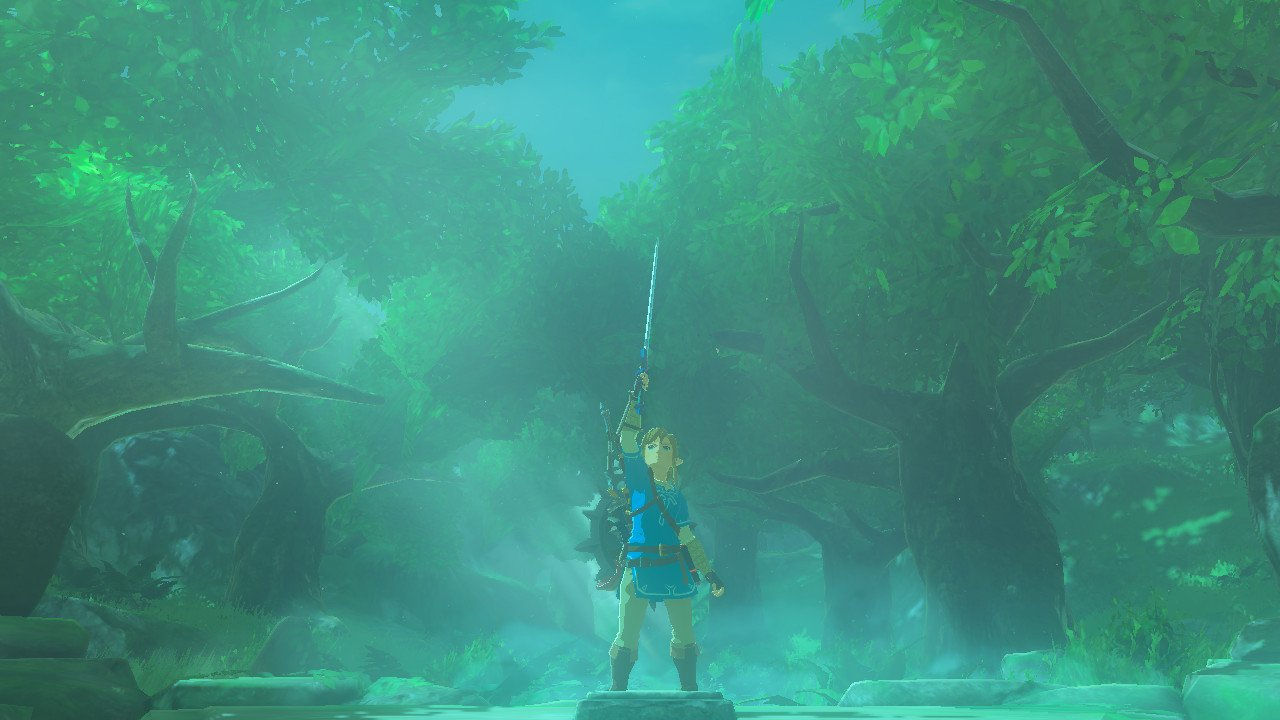 Breath Of The Wild' Weapons: Can You Repair Broken Or