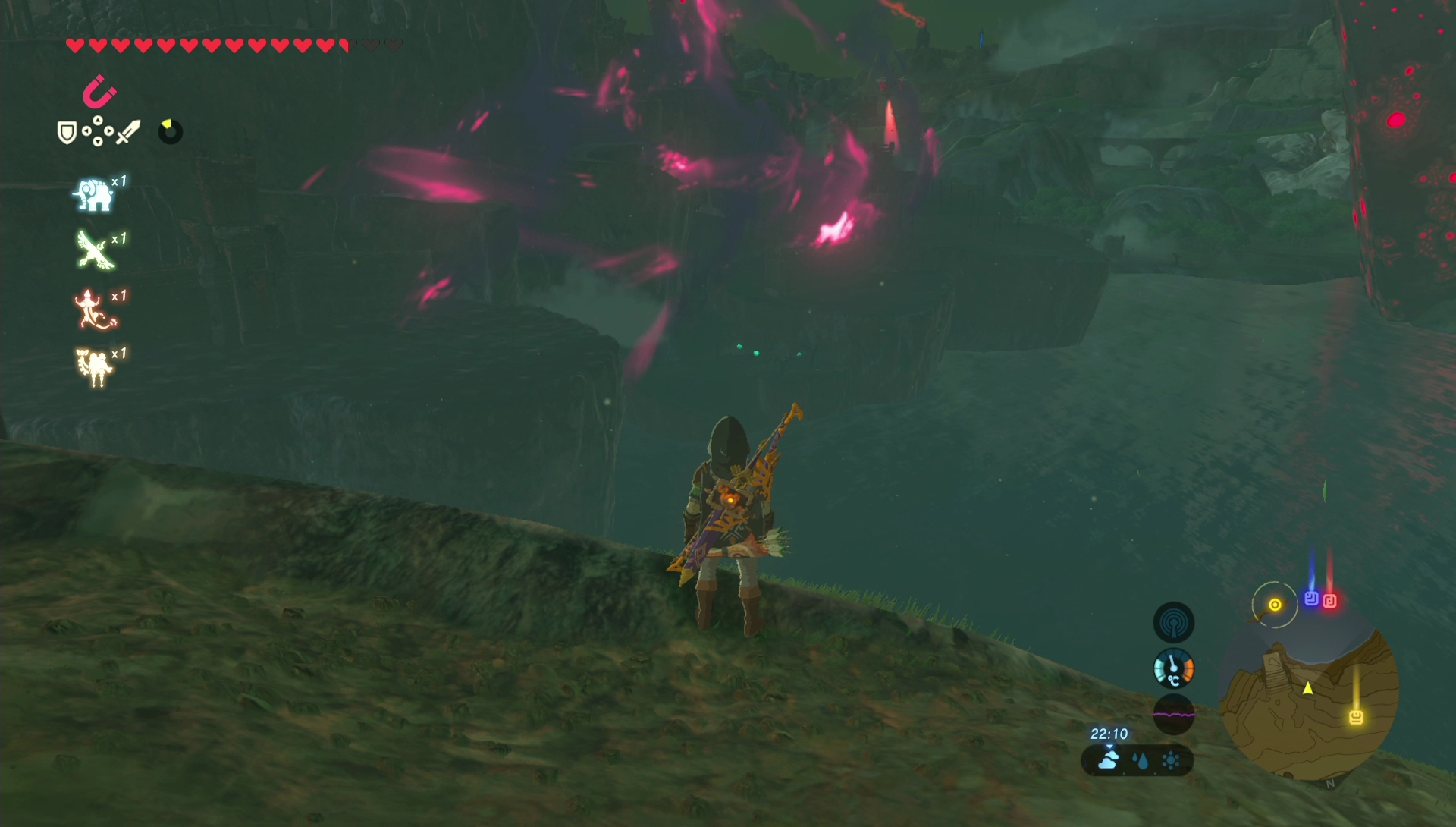 Breath Of The Wild Gemstones Guide What To Keep When