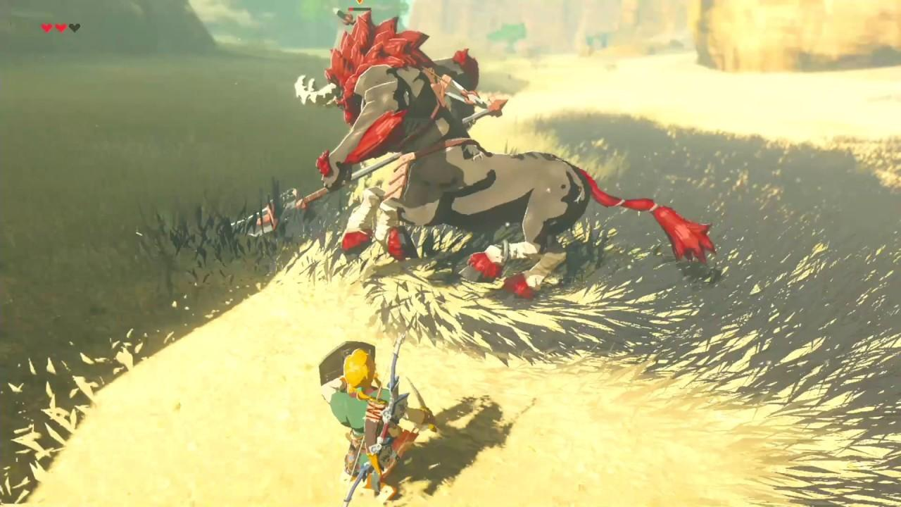 'Breath of the Wild' Lynel Farming Guide: How To Beat