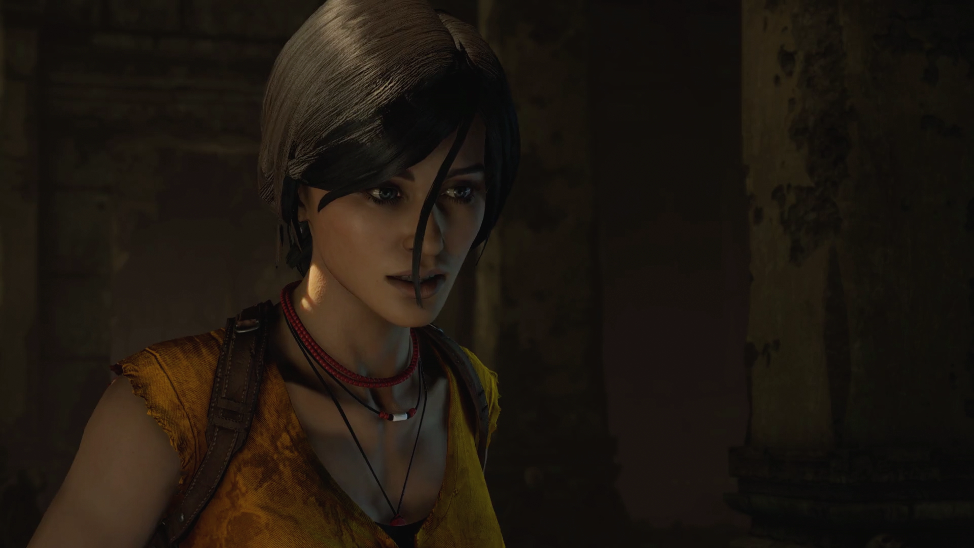 Uncharted 3 Chloe Hot 'Uncharted: The Lost L...