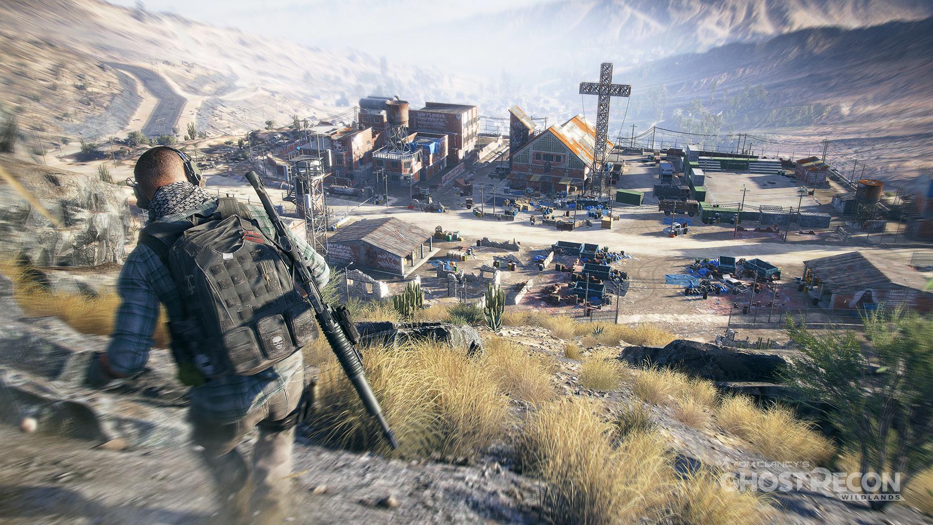 ghost recon wildlands release