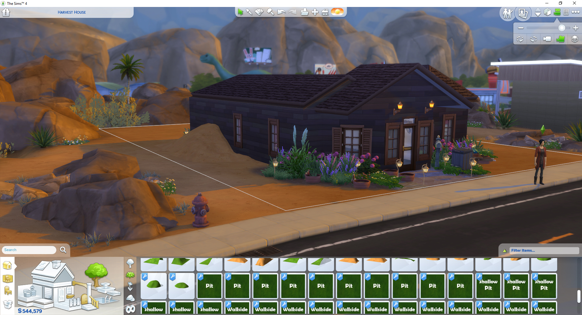 Sims 4' Mods: Terrain Tools Add Basement Windows And Hills To Lots