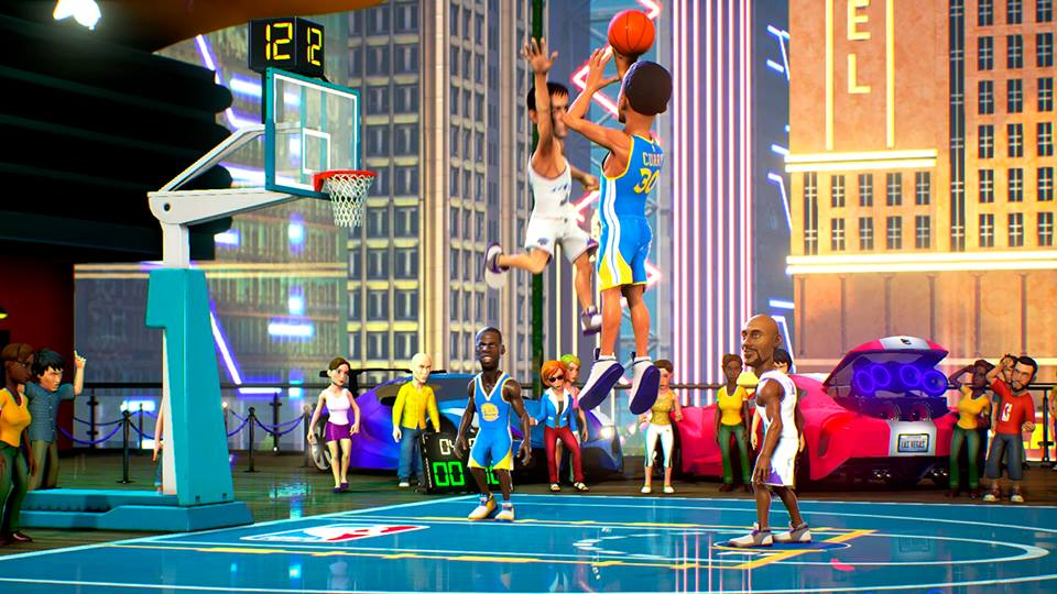 Some Of The The Best Games Of The Year Weren T Released In: 'NBA Playgrounds' Roster And Features Highlight: Full List