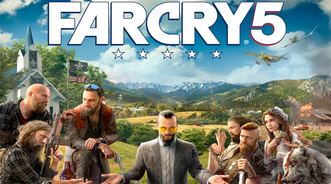 main far cry 5 characters