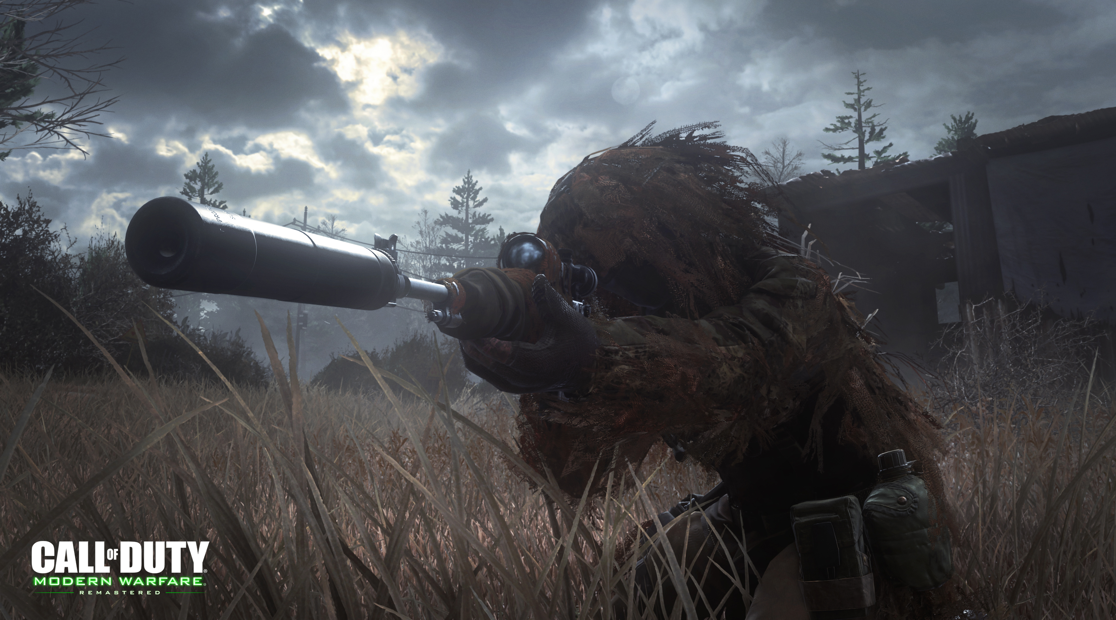 Call Of Duty Modern Warfare Remastered Gets Updated With 6 New