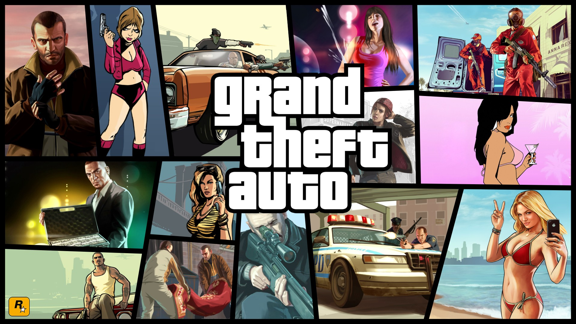 Reception of GTA Franchise