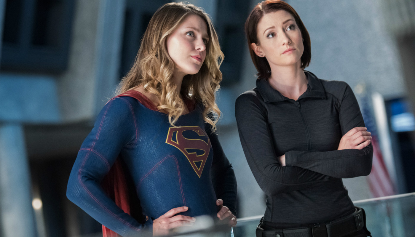 Supergirl And The Shipping Problem Player One