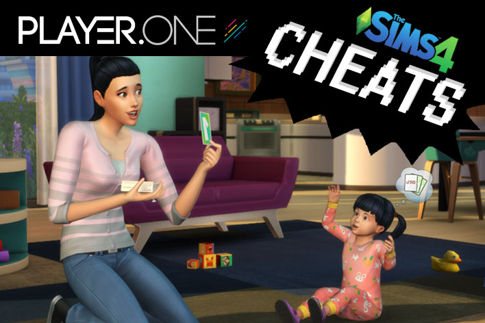 sims 4 how to add cheats