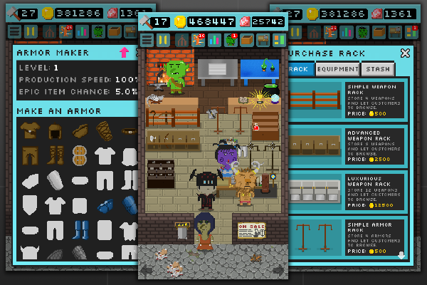 Goblin's Shop Review: A Quirky Little RPG Adventure With A Job