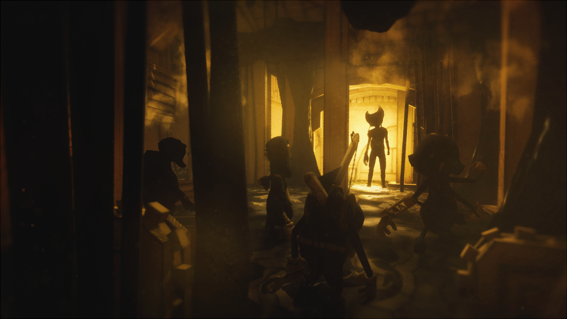 bendy and the ink machine chapter 3 review alice is here player one