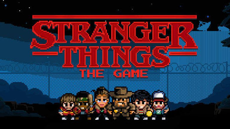 Image result for stranger things 3 the game