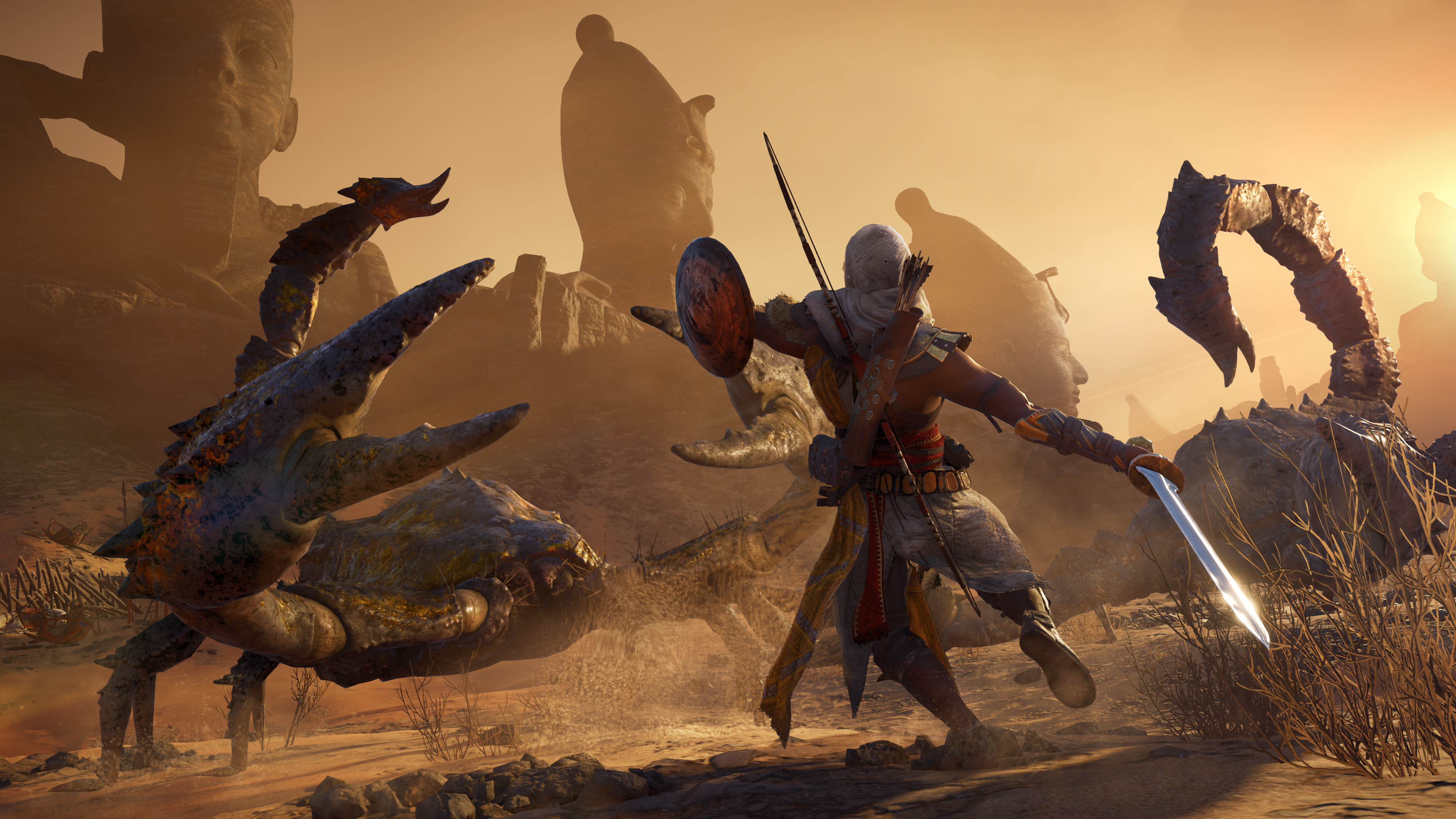 Assassin's Creed Origins Gladiator Arena Guide - How To ...