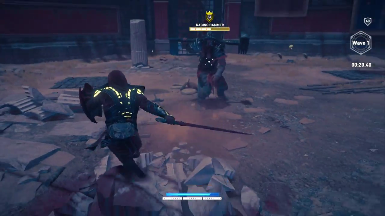 Assassin S Creed Origins Gladiator Arena Guide How To Beat Each