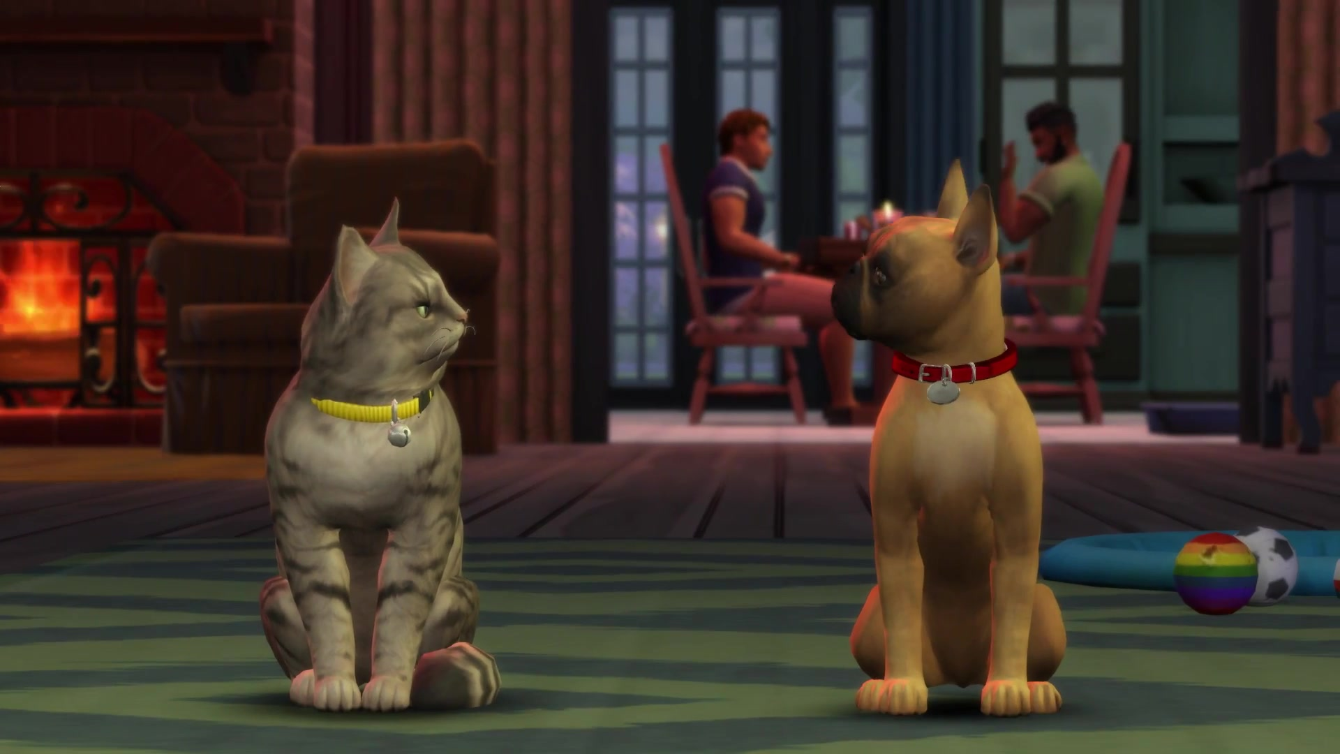 Sims 4 Cats  Dogs Gameplay Impressions Pets Release -4332