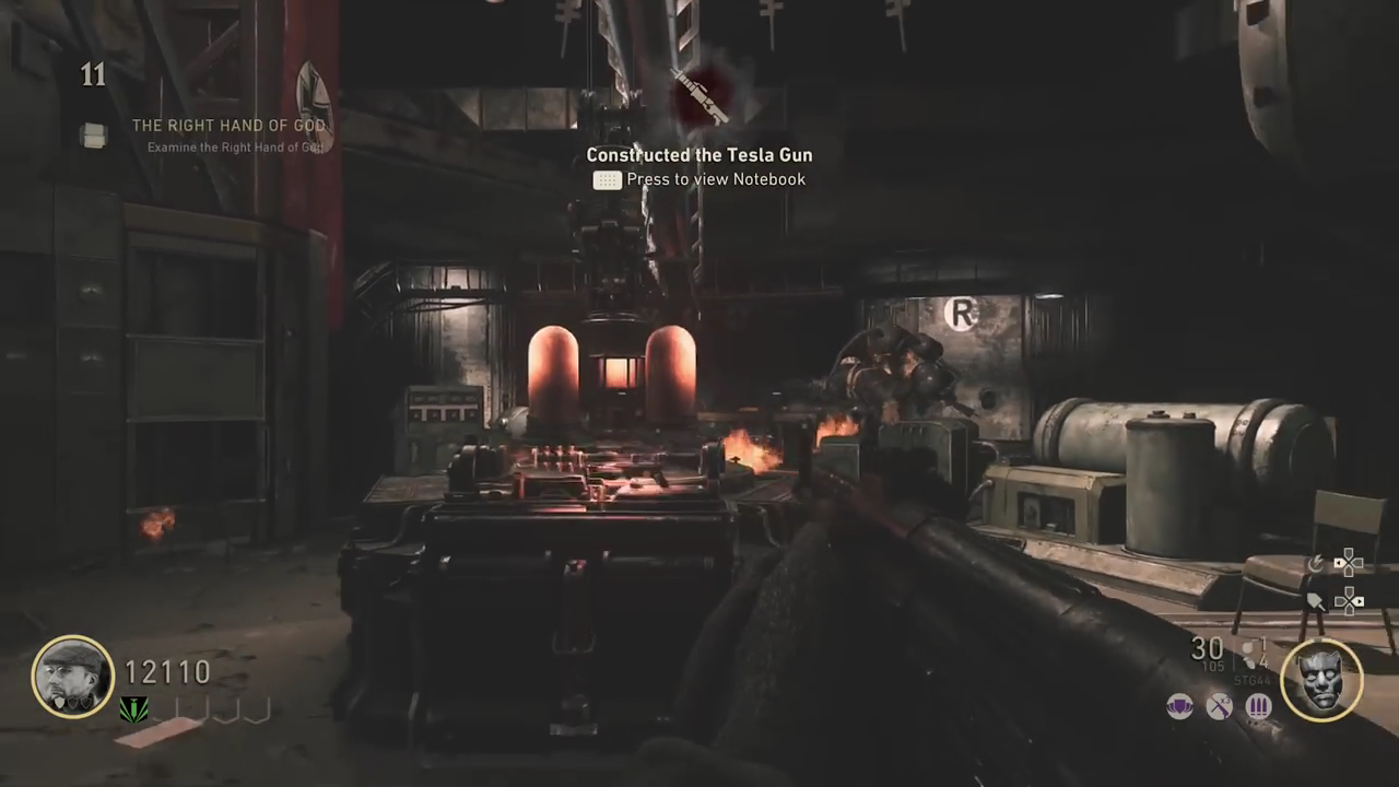 Call Of Duty: WWII Zombies Guide - Get All 4 Teslas For The Easter