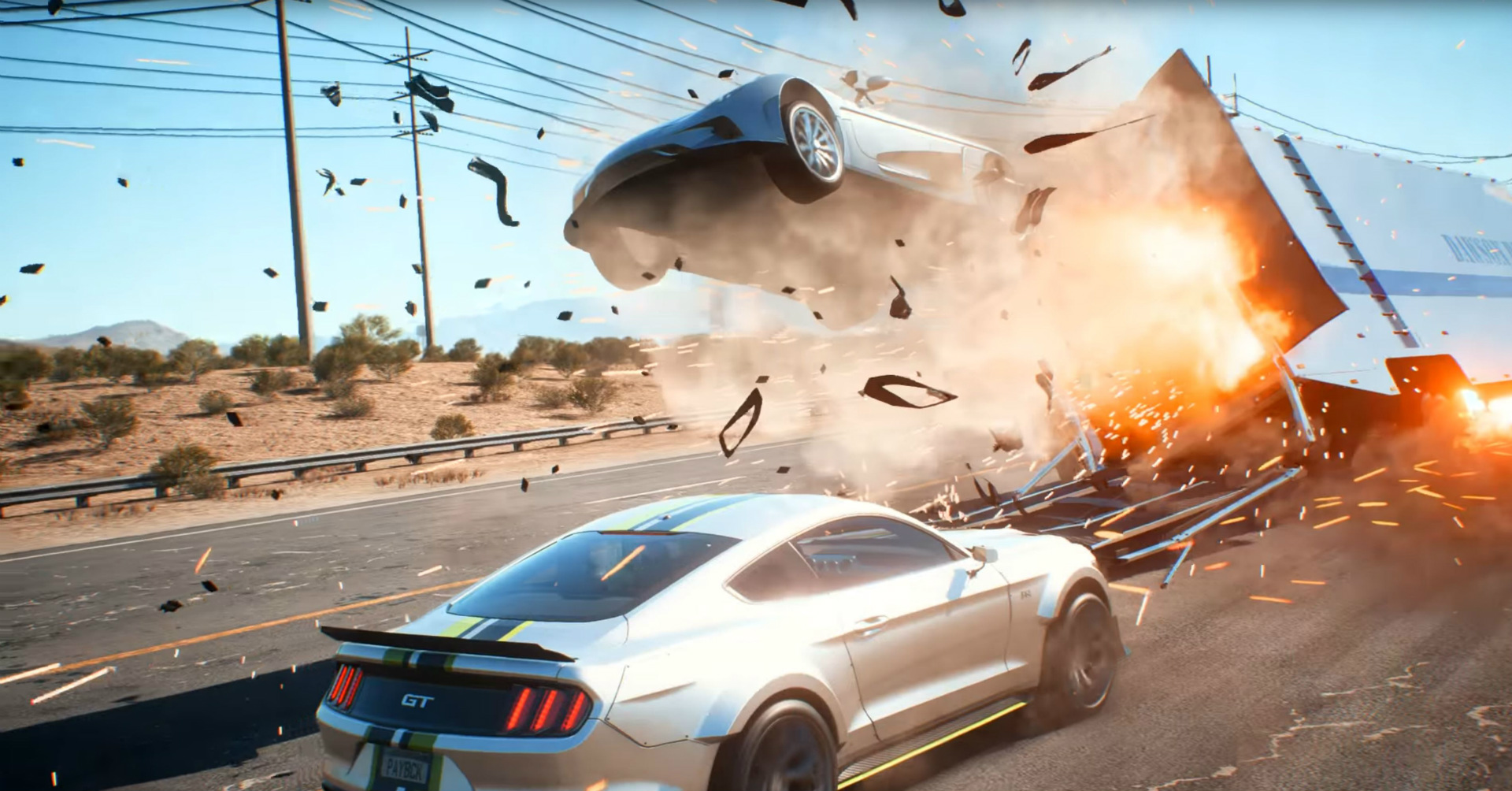 Need For Speed Payback Is The Anti Gran Turismo Player One