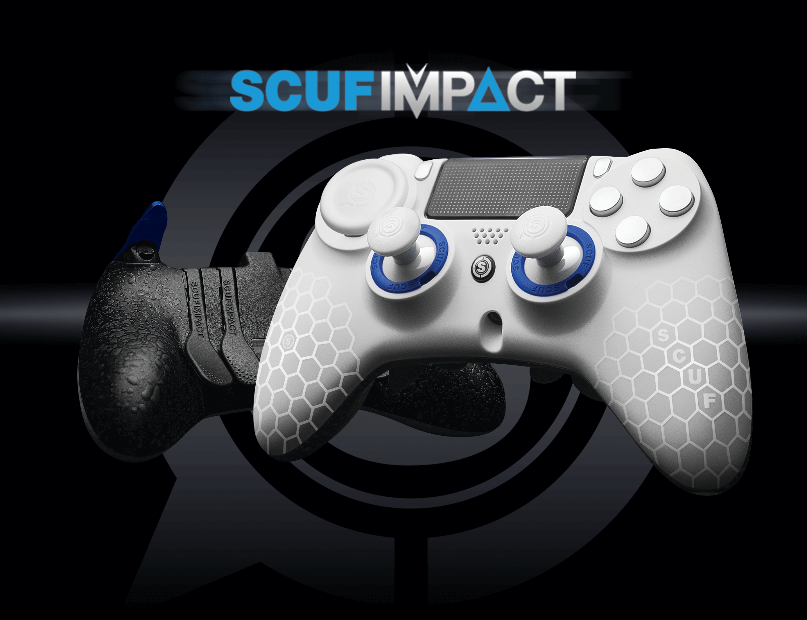 SCUF Impact PS4/PC Pro Gaming Controller Is A Customizable