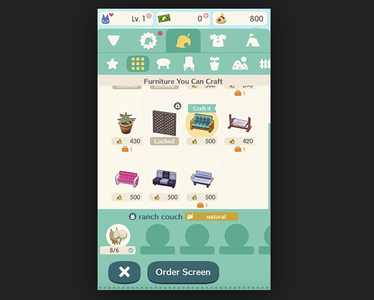 Animal Crossing Pocket Camp Guide Secret Tips For Rare Items
