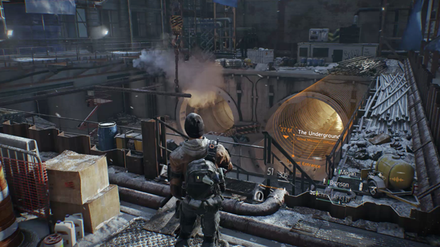 ubisoft brings the division update 1 8 out next week. Black Bedroom Furniture Sets. Home Design Ideas