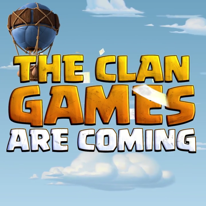 clan games clash of clans