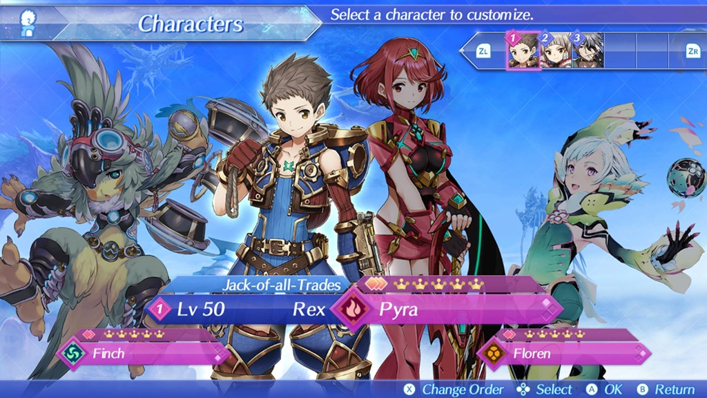 xenoblade chronicles 2 review deep complex rpg done mostly right