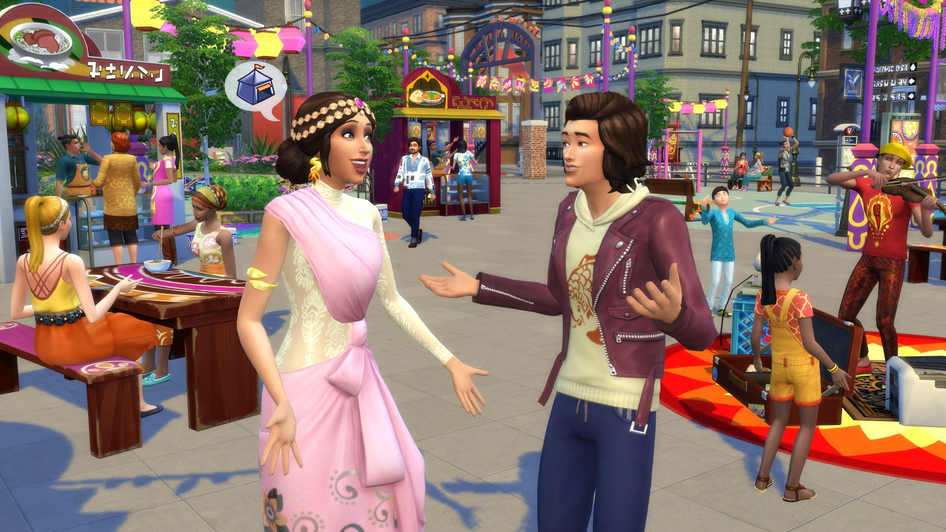 Sims 4 Hairstyle Design Process Detailed By Producer Player