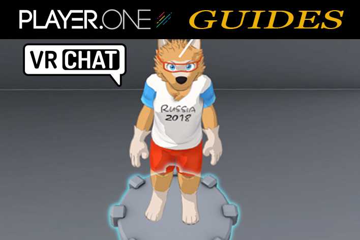 Vrchat avatar guide how to be anyone player one for Deviantart vrchat avatars