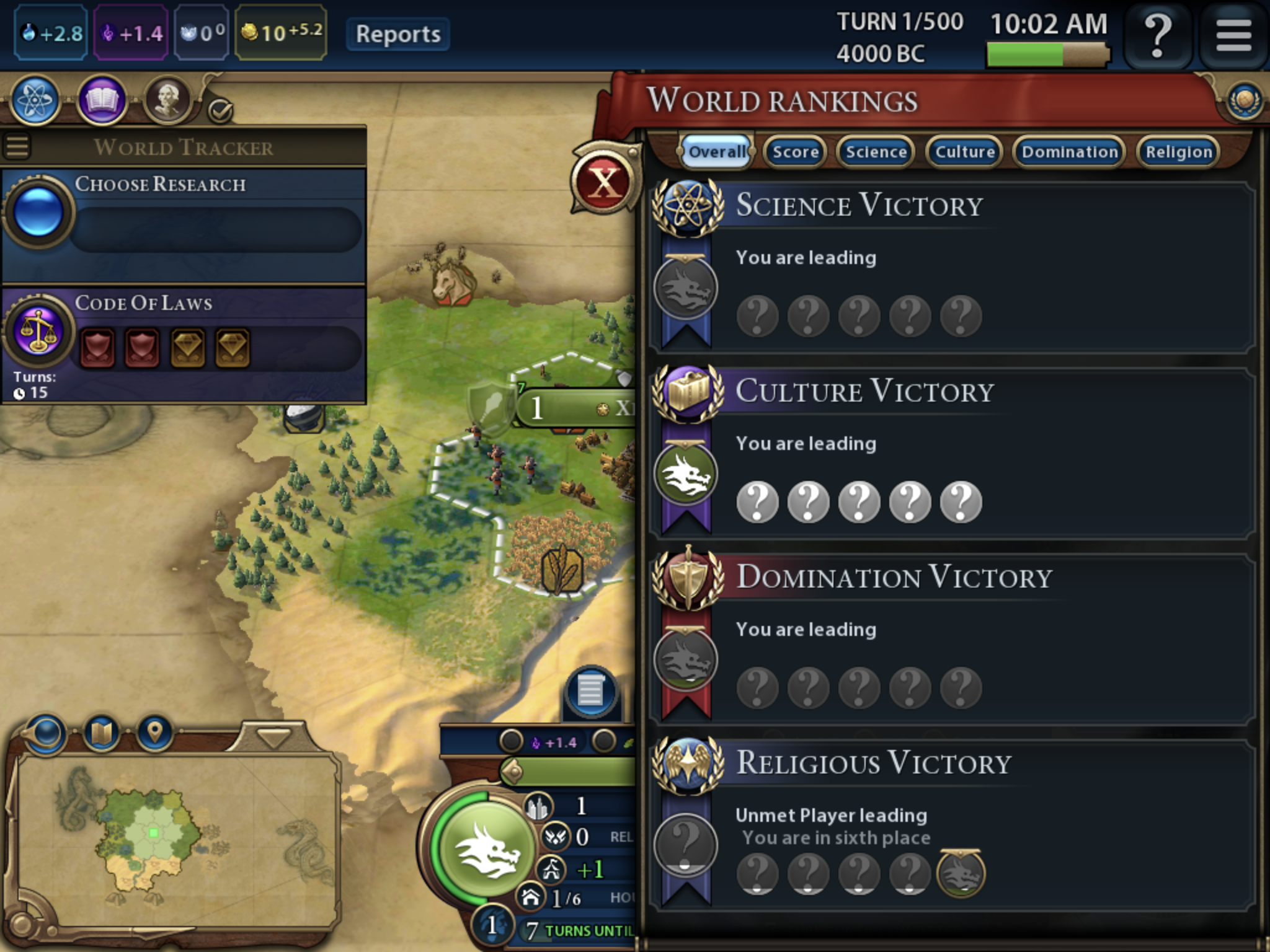 Civ 6 Early Game Guide: Beginner Strategy And Tips For