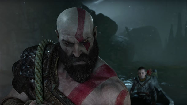 In God Of War, Boats Are The New Horses