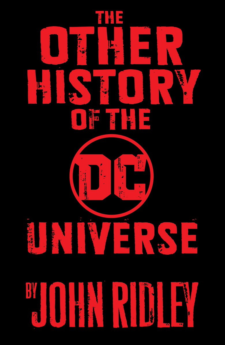 12 Years A Slave's John Ridley To Pen 'Other History Of DC Universe'