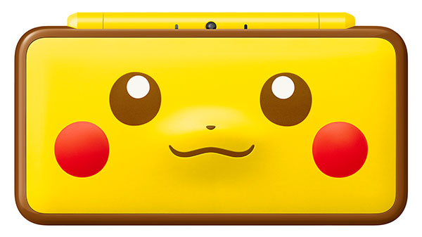 Snag Nintendo's Electric New 2DS XL Pikachu Edition This Month