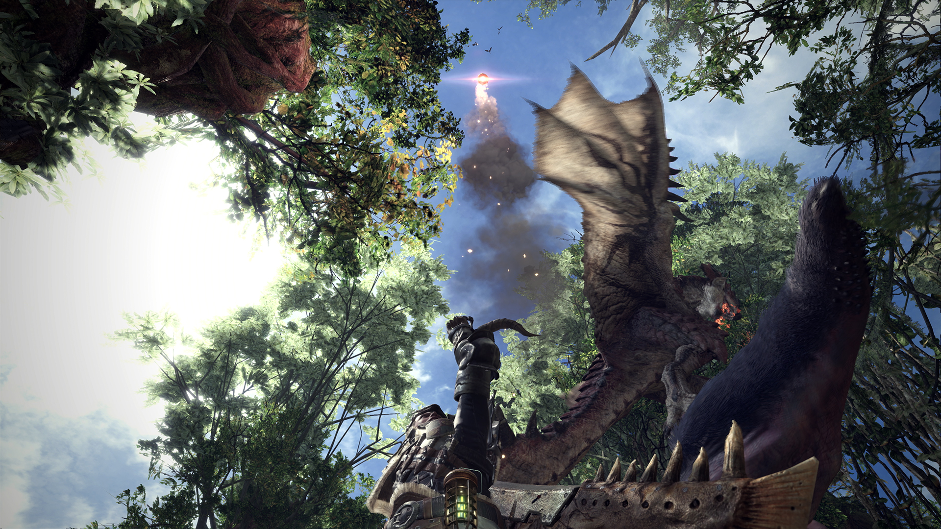 Monster Hunter World Won't Include Loot Boxes