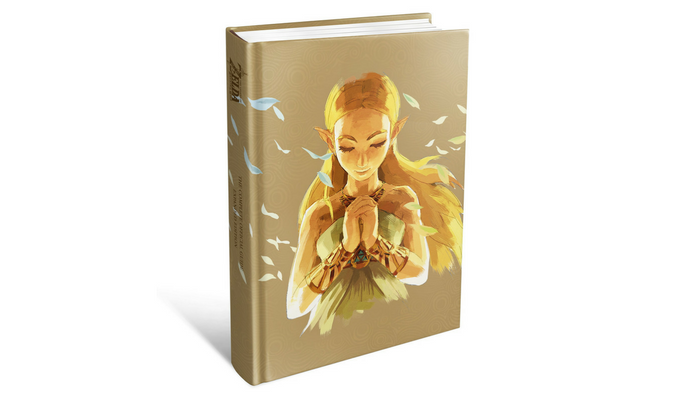 A New Expanded The Legend of Zelda: Breath Of The Wild Strategy Guide Arrives February