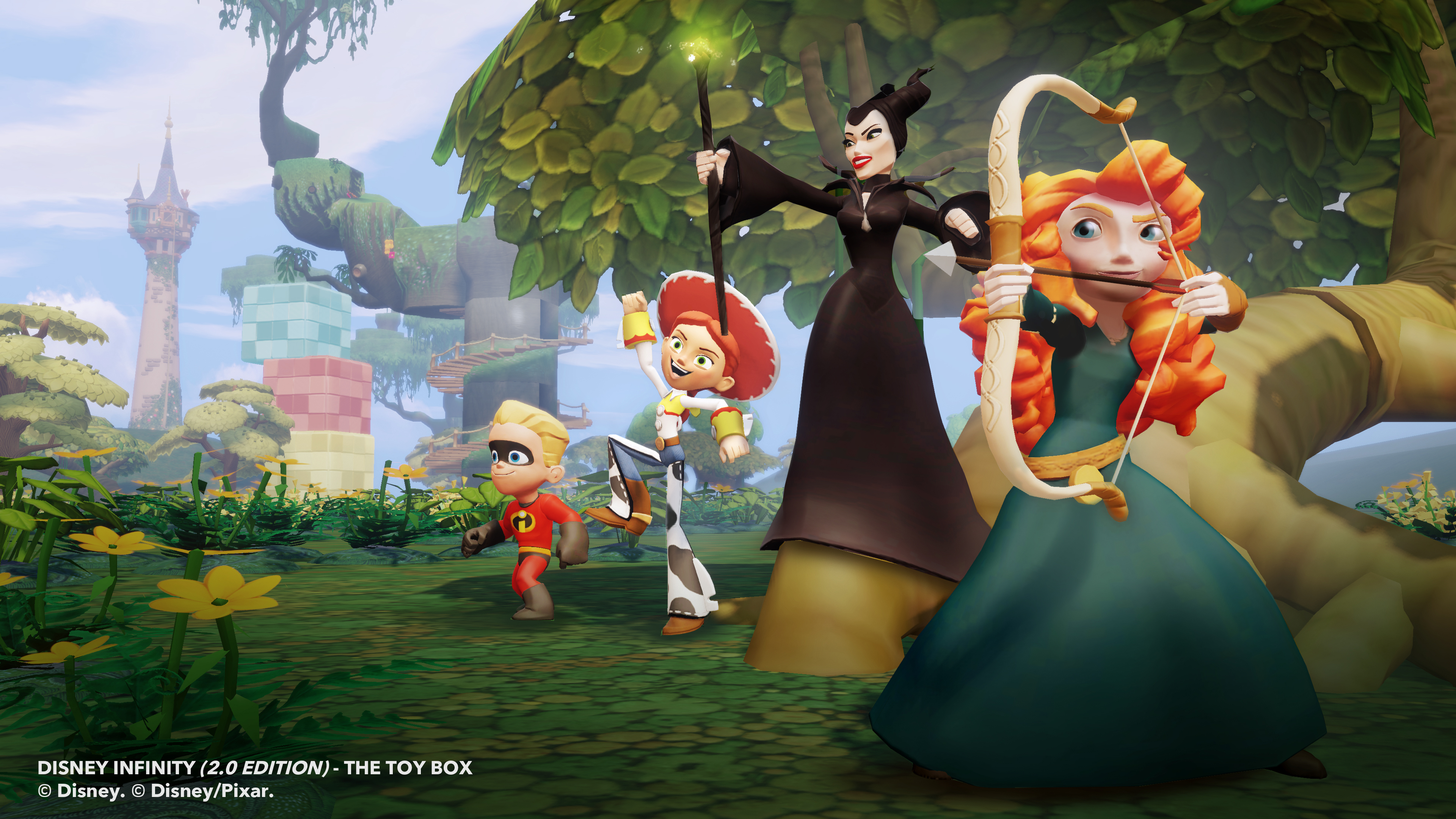 Disney Makes A Major Push Into Mobile Games With New