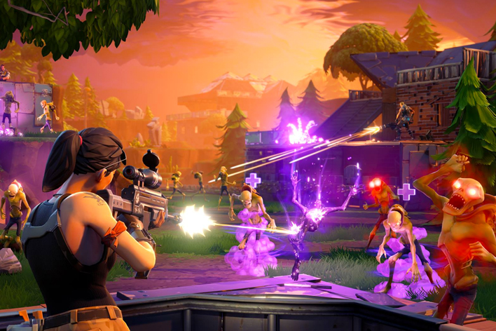 Fortnite release schedule teases valentine s day update - Fortnite save the world wallpaper ...