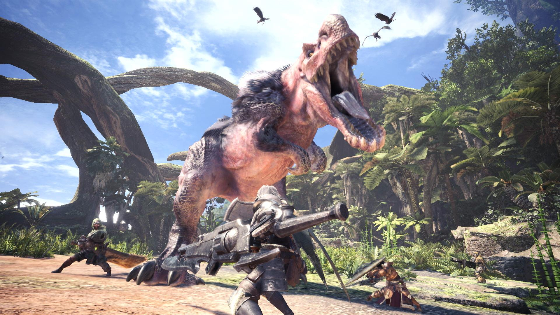Monster Hunter: World Devs To Fix Multiplayer Expedition
