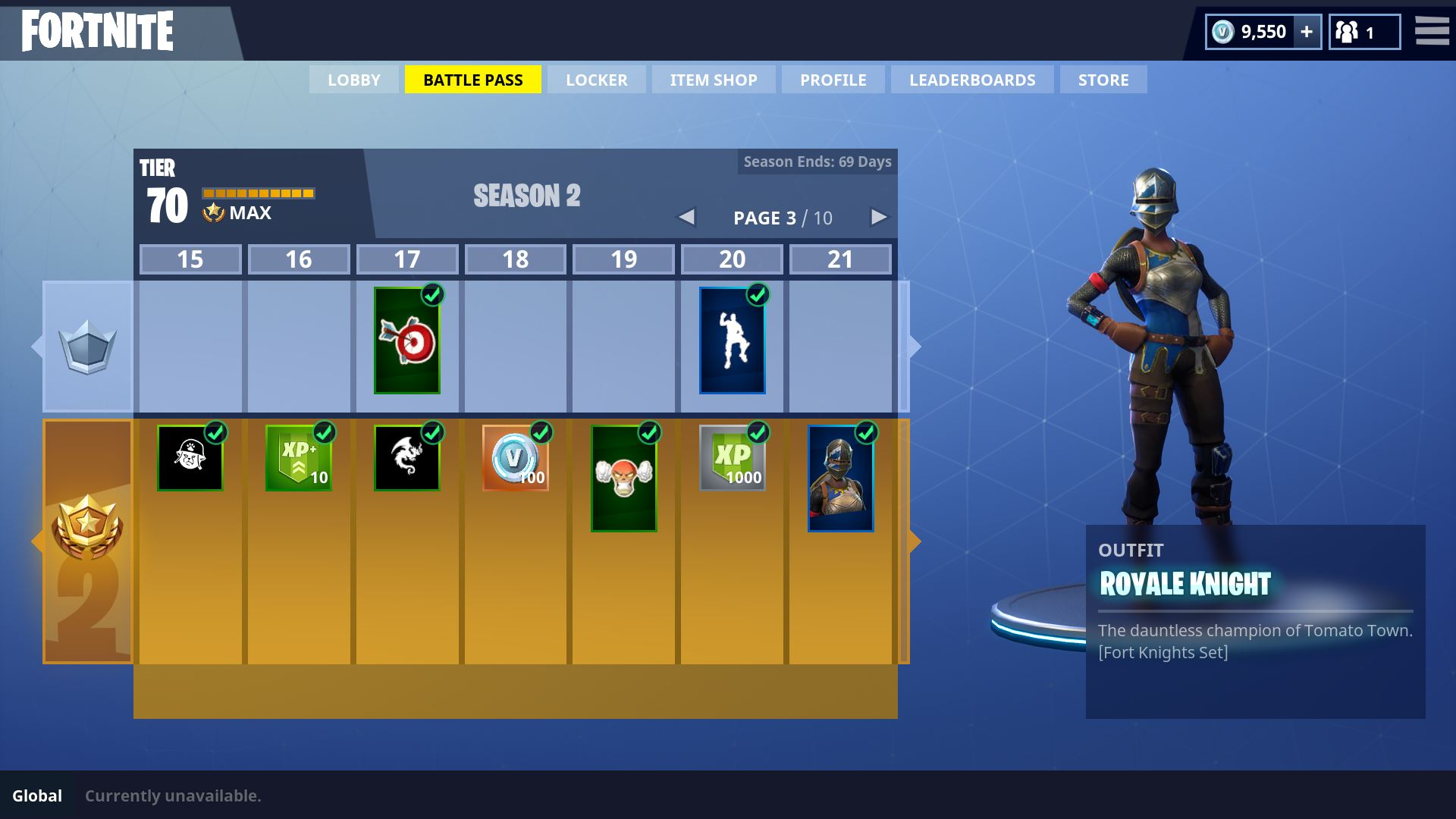 Fortnite 2 4 0 Update Offers Free Unlocks For Recent Party Issues