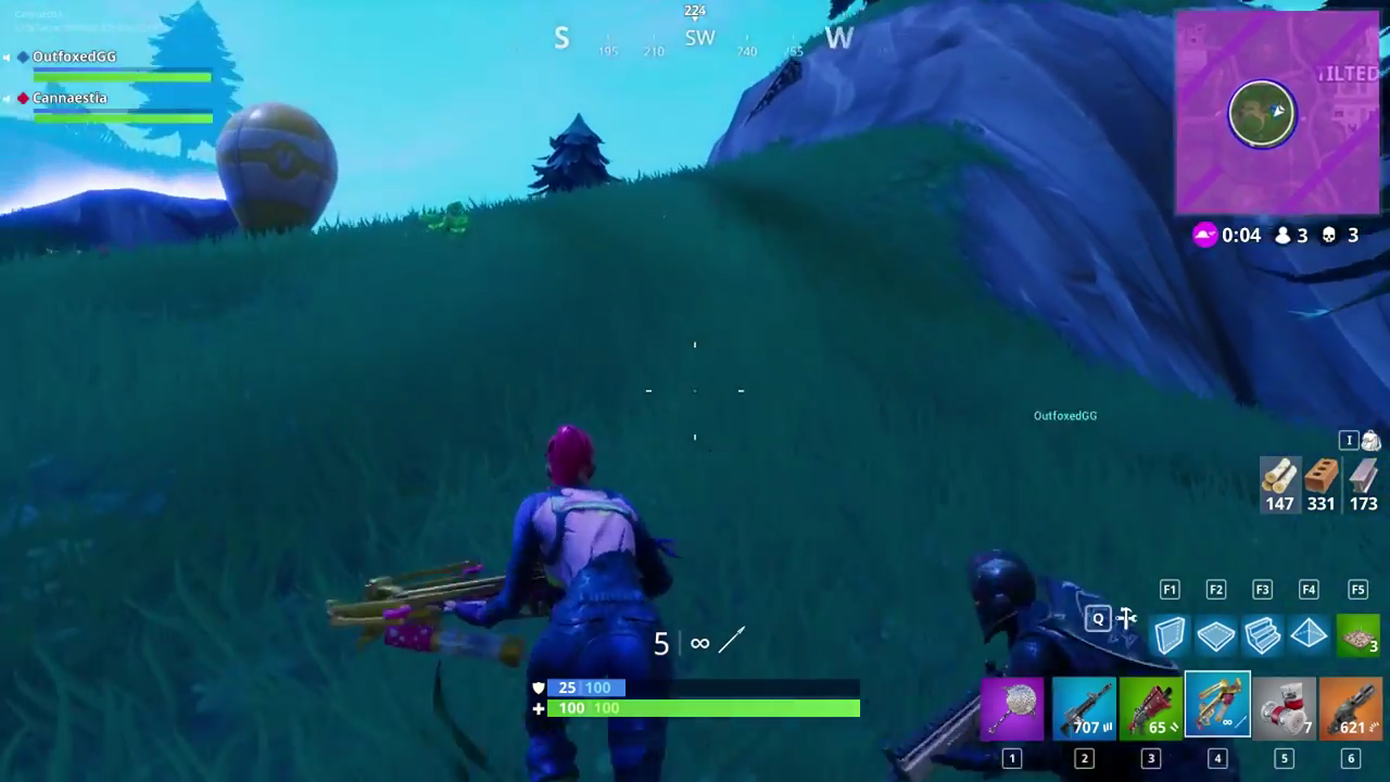 Fortnite Crossbow Damage Stats From The Valentine S Update