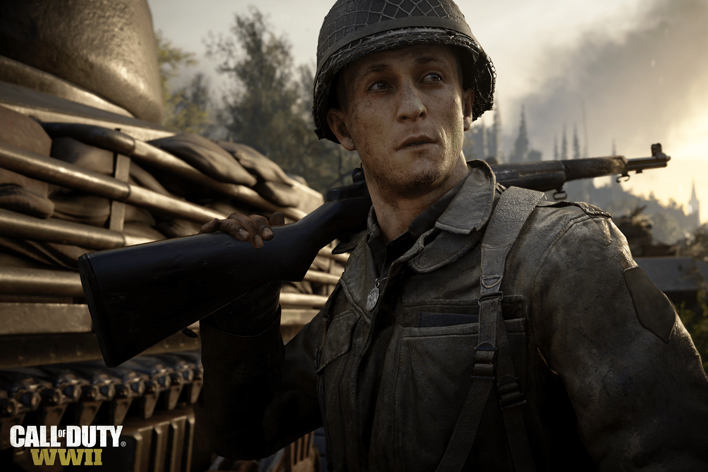 Call Of Duty WW2's Patch Notes Detailed, Buffs Sawed-Off ...