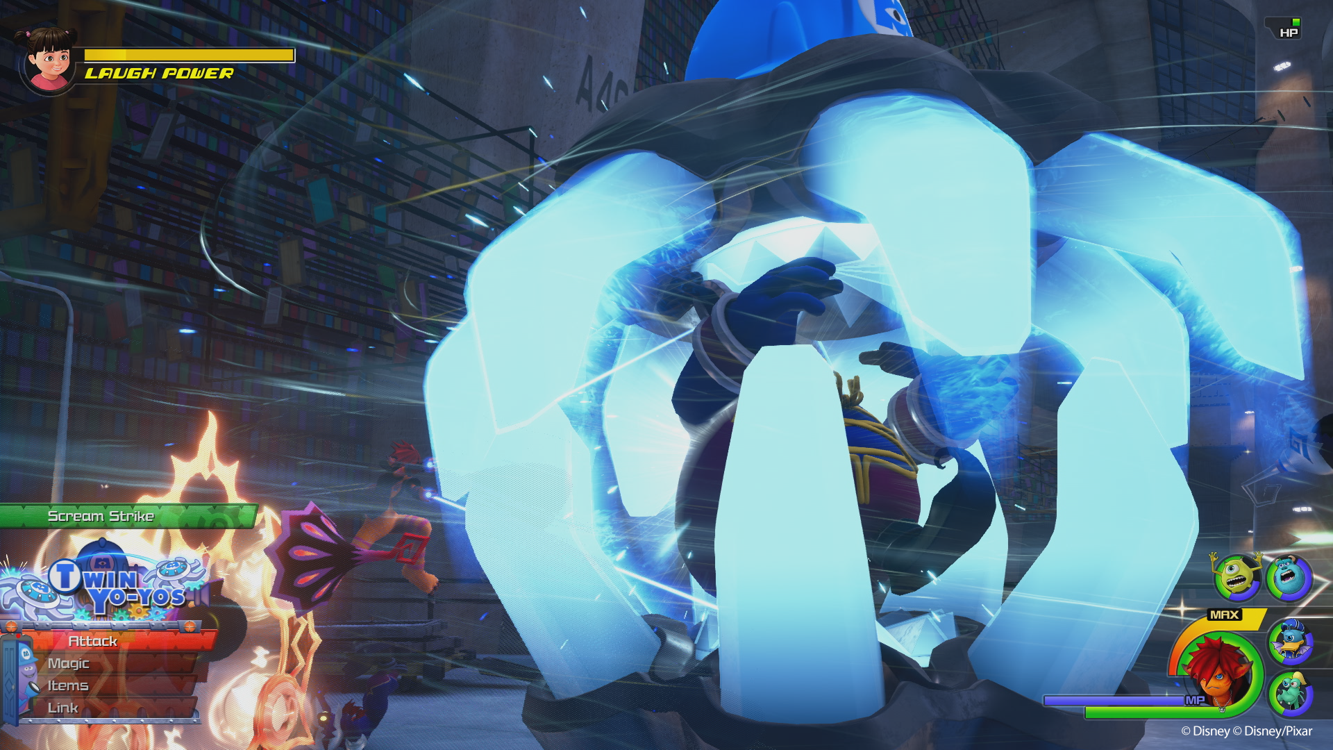 Kingdom Hearts 3 D23 Trailers - 5 Cool Details Beyond The