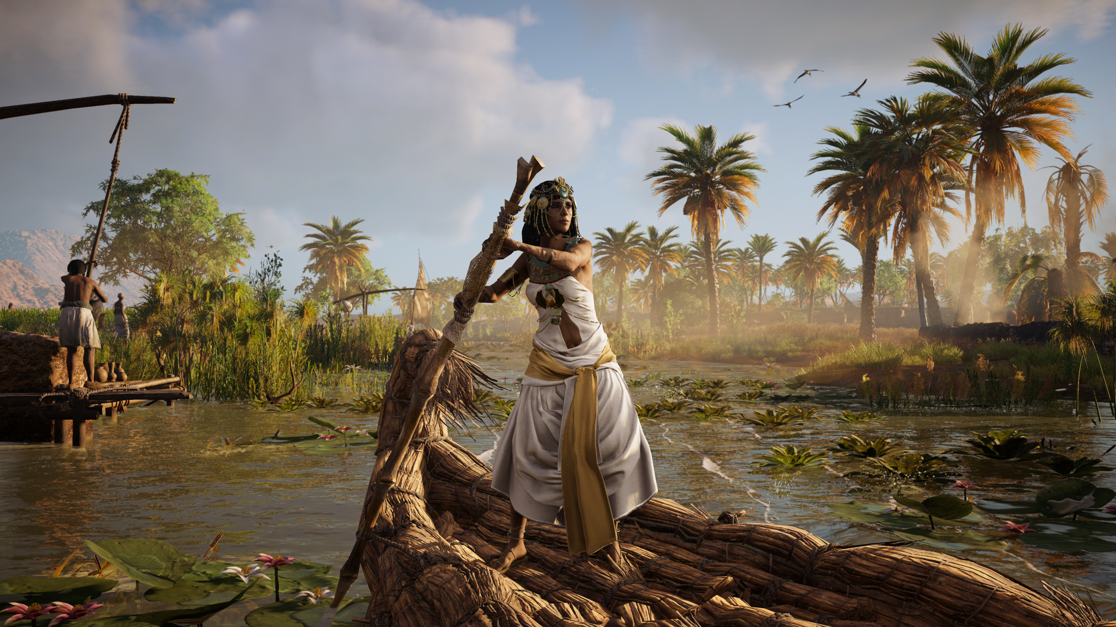 Assassin S Creed Origins Update 1 30 Patch Notes Tout New