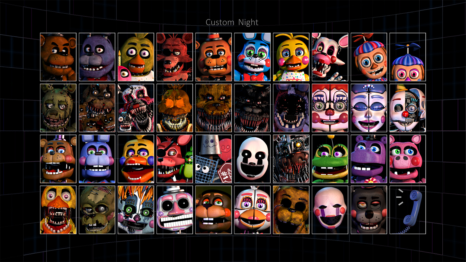 freddy fazbear u2019s pizzeria simulator update adds custom