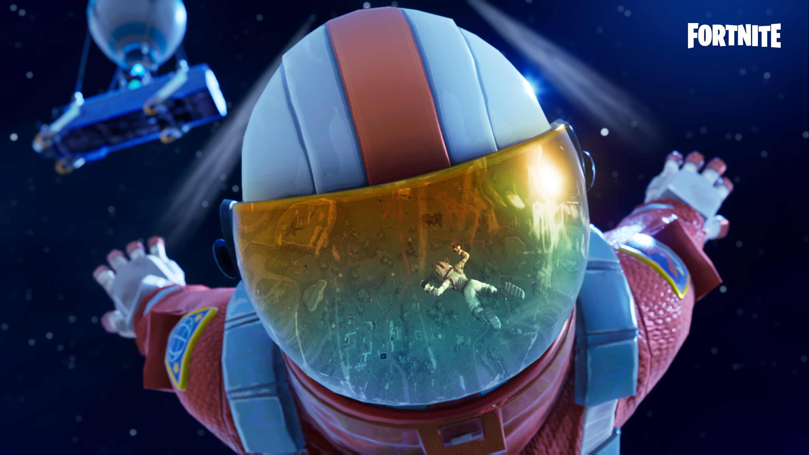 fortnite battle royale gets jetpack in future update player one