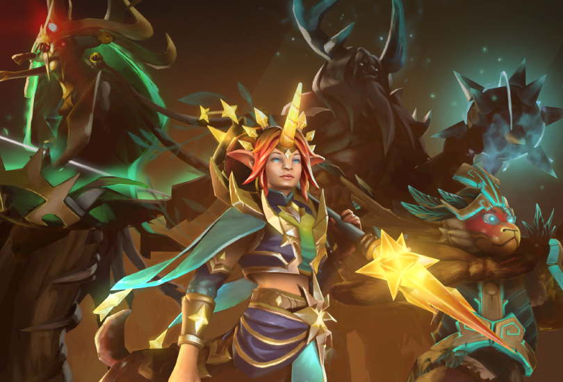 Dota 2 Immortal Items And Player Cards Released: Dota 2 Patch Notes: 7.21b Nerfs Hand Of Midas, Buffs
