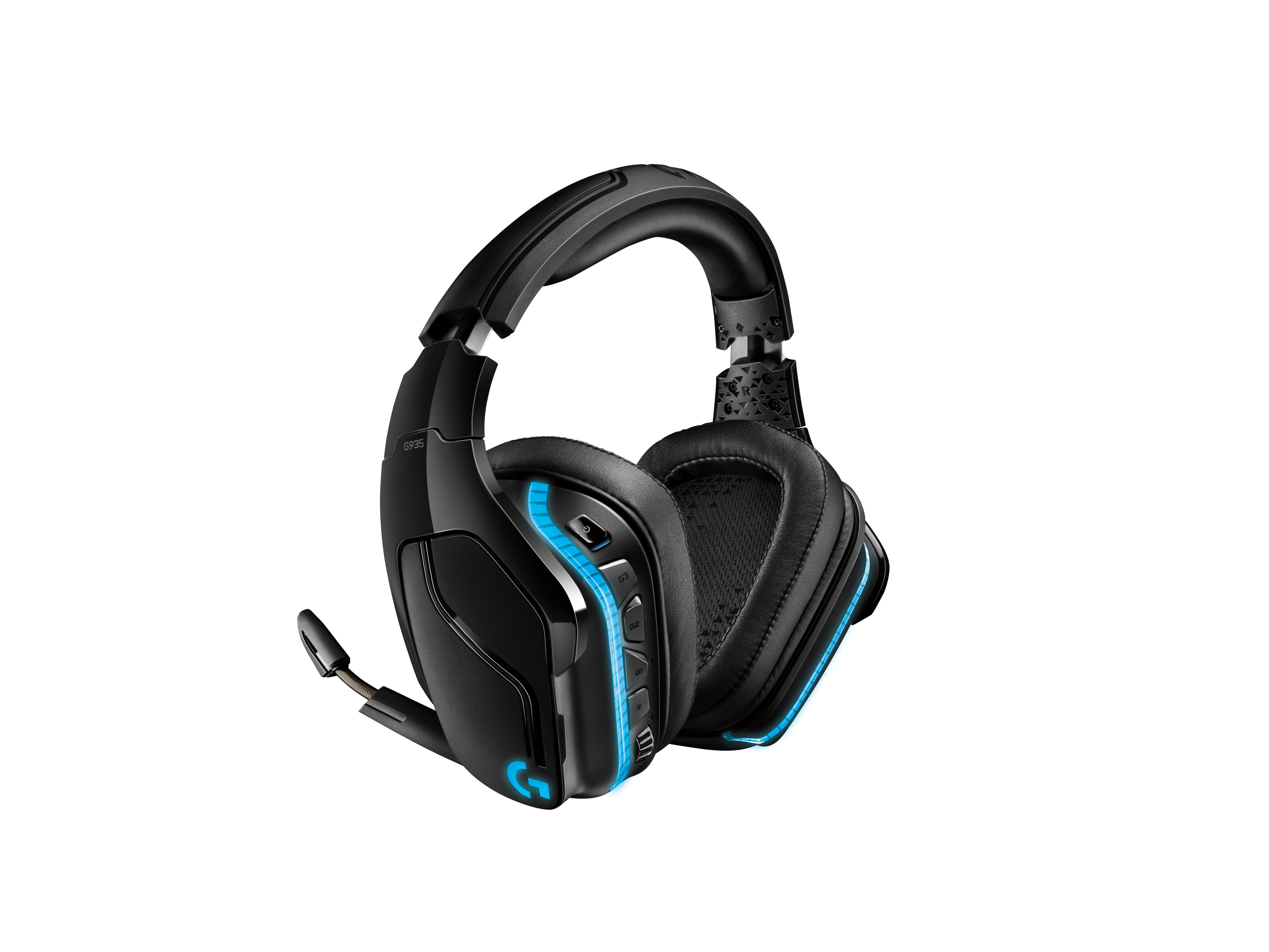 Logitech G935 Headset Review: Great Sounds And Minor Issues   Player One