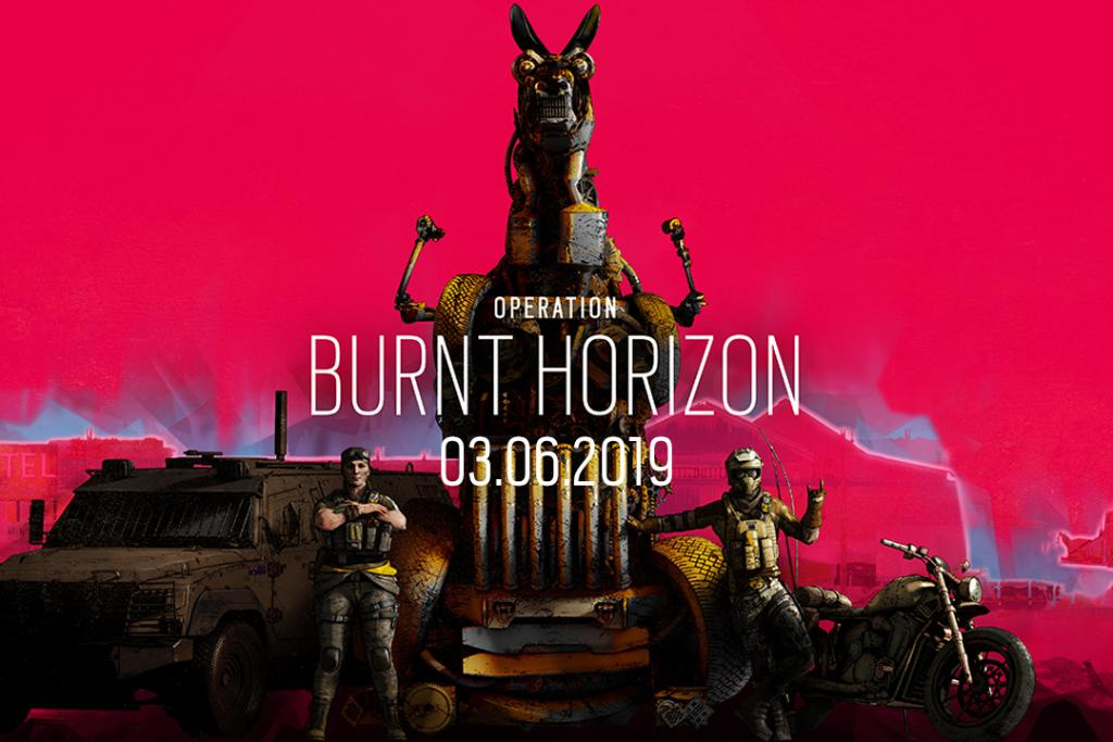 Rainbow Six Siege Operation Burnt Horizon: Patch Notes And