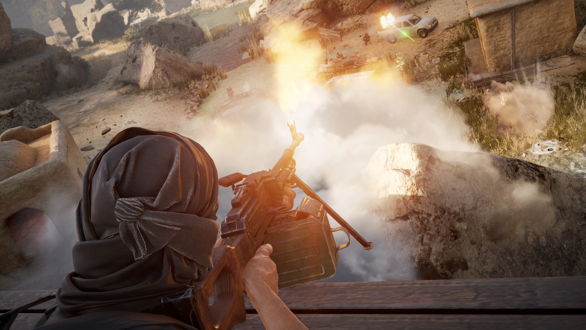 Insurgency: Sandstorm's First Major Content Release Available Now    Player.One